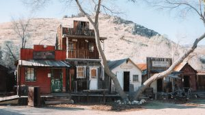 California Wanderland Silver City Ghost Town