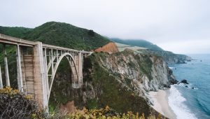 Coast Central California