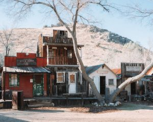 Silver-City-Ghost-Town-Bodfish-California