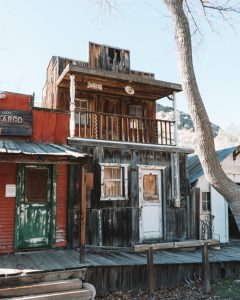 Silver-City-Ghost-Town-California-Bodfish
