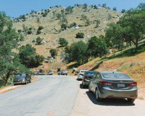 parking-Mill-Creek-Trail-California