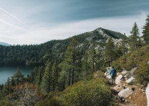 Cascade-Falls-Trail-In-Lake-Tahoe-California