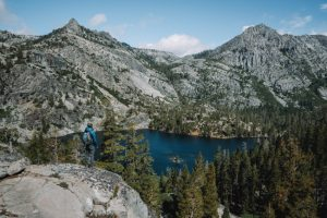 Eagle Falls Eagle Lake Trail Lake Tahoe