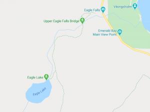 Eagle-Lake-Eagle-Falls-Trail-Map