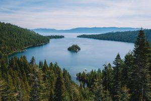 Emerald Bay State Park Lake Tahoe