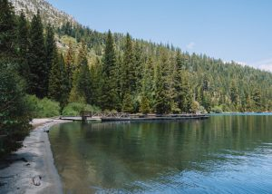 Lake-Tahoe-Emerald-Bay-State-Park-Beach