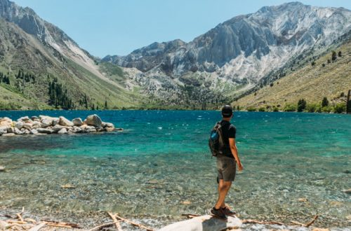 Convict Lake Hike