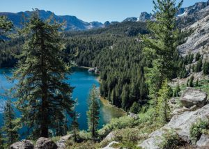 Crystal-Lake-Trail-In-Mammoth-Lakes-Basin