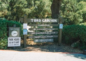 Hiking-Toro-Canyon-Park