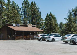 Mt-Pinos-Nordic-Base-Parking-Lot