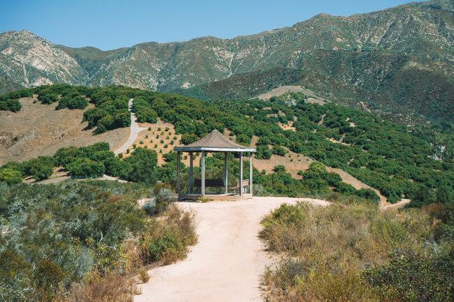 Toro Canyon Park Santa Barbara