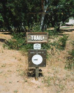 Toro-Canyon-Park-Trail-Sign