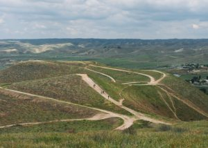 Bakersfield-Hiking-Hart-Memorial-Park