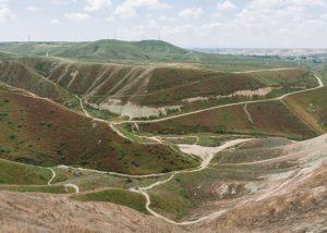Bakersfield-Hiking-Trails-Hart-Memorial-Park
