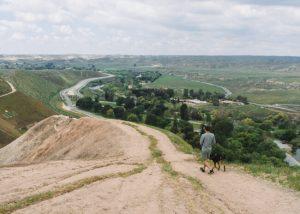 Hiking-Trails-In-Bakersfield-Hart-Memorial-Park