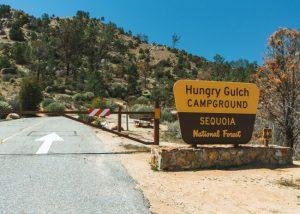 Isabella-Peak-Coso-Mine-Loop-Trail-Parking