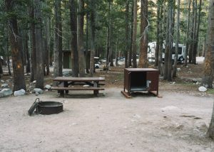 Coldwater-Campground-Mammoth-Lakes