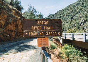 Johnsondale-Bridge-River-Trailhead
