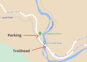 Johnsondale-Bridge-Trail-Map