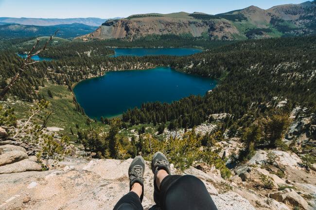 Hikes Mammoth Lakes
