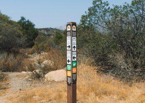 Ventura-River-Preserve-Trail-Signs